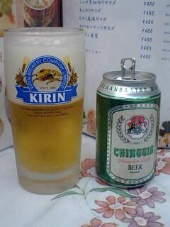 チンギスビール
