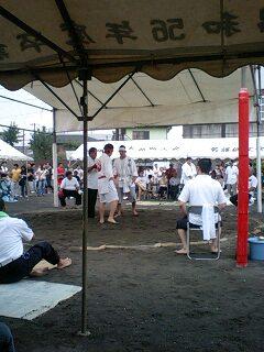 沖縄相撲大会@鶴見
